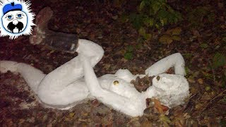 10 Creepiest Things Ever Found In The Woods