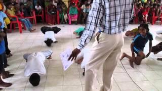 Sinega 4th level - State level JUNIOR & SENIOR yoga championship - 2014 at Cuddalore