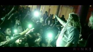 Fat Nick performs