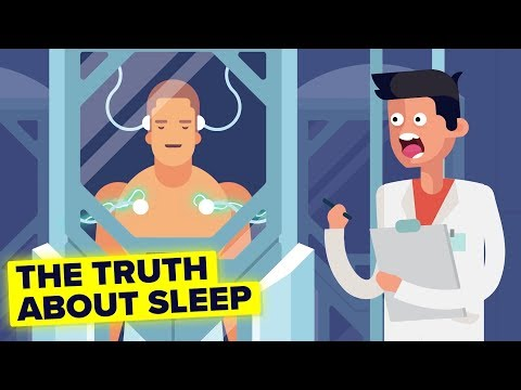 Everything You Know About Sleep Is Wrong Video Clip
