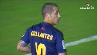 Resumen de UCAM Murcia vs Girona FC (0-1)