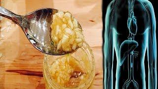 لن تتخيل ماذا يحدث لجسمك عندما تتناول الثوم والعسل         (HD)