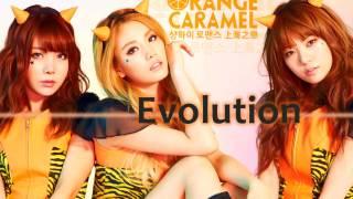 The Evolution of Orange Caramel [2010-2014]