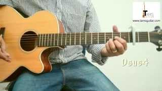 Tomar jonno nilche tara guitar lesson (Beginners+Intermediates)