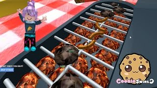 Roblox BBQ Grill , High School + More Cookieswirlc Let's Play Online Game Video