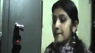 বাংলাদেশী বরিশাইল্লা মেয়ে গাইলেন শাকিরার গান।সে কি শাকিরার ভাত মারবে?