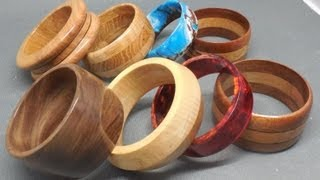 Turning a bracelet with Fool4peppers