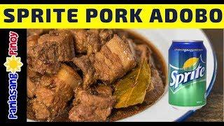 Sprite Pork Adobo