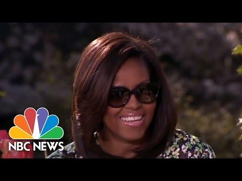 Michelle Obama's Viral Moments NBC News