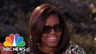 Michelle Obama's Viral Moments | NBC News