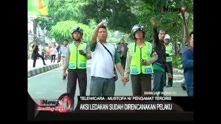 [EKSKLUSIF] Detik-detik Penyergapan Pelaku Bom Sarinah - iNews Breaking News 14/01