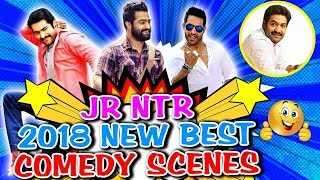 Jr NTR 2018 New Best Comedy Scenes | South Indian Hindi Dubbed Best Comedy Scenes
