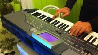 Nagin music on keyboard by Feroz Basam