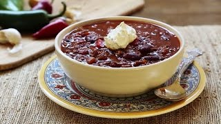 Chili Recipes - How to Make The Best Chili