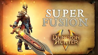 Dungeon Hunter 5 - How To Get A Super Fusion Bonus!