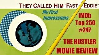 IMDb Top 250: #247 The Hustler Movie Review    Guest Lee From Drumdums