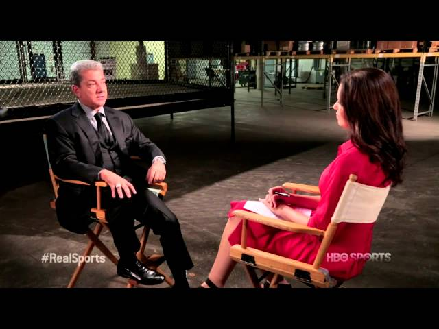 HBO Real Sports: Michael and Bruce Buffer Web Clip