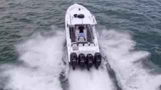 Midnight Express 39S Open Powered By Quad 400 Mercury Marine