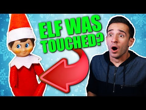 ELF ON THE SHELF IS REAL 9 DON T TOUCH