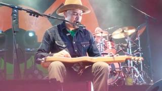 Ben Harper & The Innocent Criminals - Roses From My Friends - Bend, OR - 6/25/16