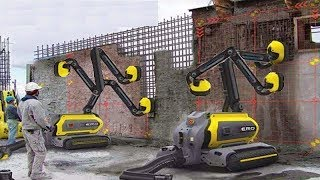 10 MOST INCREDIBLE BUILDING MACHINES