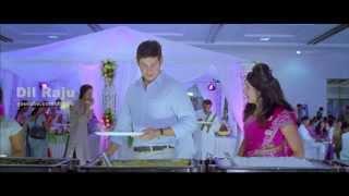 Mahesh Babu Asking Kiss | Scenes from SVSC | Mahesh Babu, Venkatesh, Samantha, Anjali