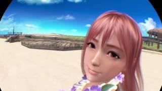 DEAD OR ALIVE Xtreme 3 VR [GER] - Heise Blinke bei Honoka #3 ( 18+ )