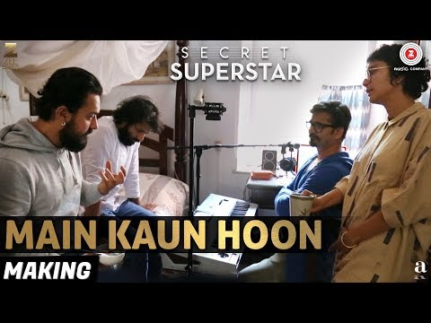 Xxx Mp4 Making Of Main Kaun Hoon Secret Superstar Zaira Wasim Aamir Khan Diwali 2017 3gp Sex