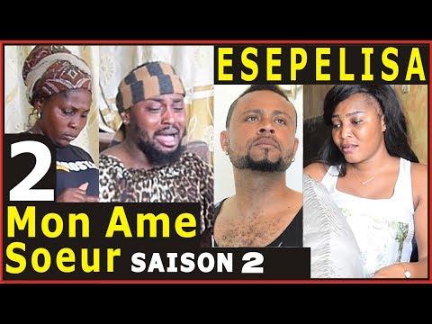 MON AME SOEUR saison2 VOL2 Doutshe Kapanga THEATRE CONGOLAIS NOUVEAUTÉ 2017 ESEPELISA Congo Kinshasa