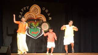 Best Jimikki Kammal family dance in USA.Must watch.
