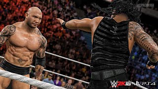 WWE 2K16 All Signatures & Finishers W/ Tired animations! & Charged Finishers! PS4 & XBOX ONE