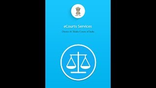 Introduction To eCourts Mobile Application