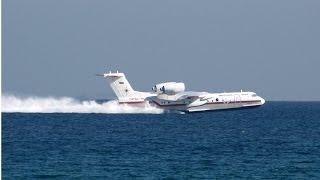 Russian Beriev Be-200 Multipurpose Amphibious Aircraft