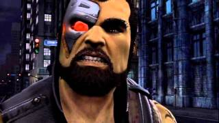 PS3 Longplay [142] Mortal Kombat vs DC Universe - DC Universe Story