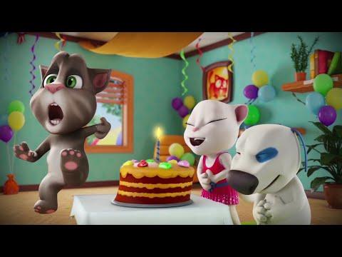 Xxx Mp4 🎂 Super Birthday Cake 🎂 Talking Tom Shorts Episode 44 3gp Sex