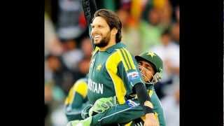 AGAIN - Pakistan Cricket Team - T20 World Cup 2012 - ( Full Official Song ) [ English ]
