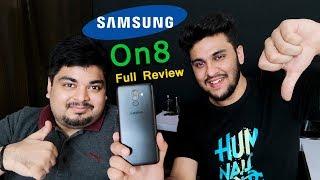 Samsung Galaxy J8 2018 Review - Kisko Dega ye Takkar? Ft.Tech Bar🔥🙏