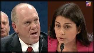 ICE Director Just Put Deranged Democrat On Notice With EPIC Reminder That They Cannot Refute