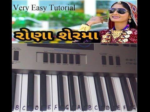 Xxx Mp4 Rona Ser Ma Keyboard Tutorial Piano Harmonium Easy Play 3gp Sex