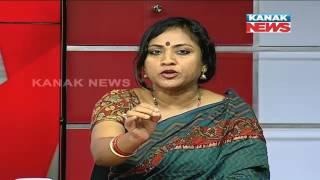 Big Debate: Egg Hurling On CM Naveen Patnaik