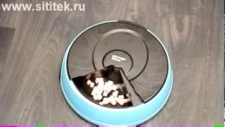 Автоматическая кормушка для собак и кошек SITITEK Pets Mini 2