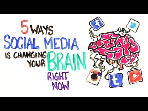 watch 5 Crazy Ways Social Media Is Changing Your Brain Right Now