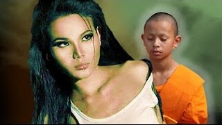 The Buddhist monk who became a transsexual model