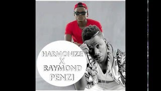 Harmonize & Raymond -  penzi (official lyrics)