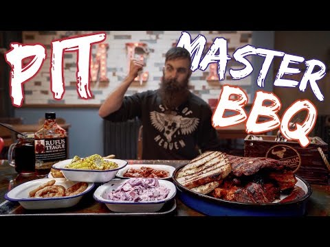 THE PITMASTER £50 BBQ CHALLENGE The Chronicles of Beard Ep.84
