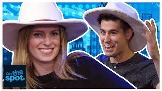 On The Spot: Ep. 129 - Barbara & Trevor Vs. The Cereal Killers | Rooster Teeth