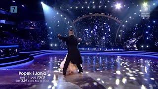 Dancing With the Stars. Taniec z Gwiazdami - Odcinek 1 - Popek i Janja