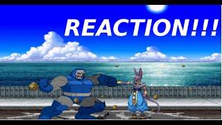 AnimationRewind: BEERUS vs DARKSEID! Cartoon Fight Club Episode 97 REACTION!!!