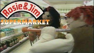 Rosie and Jim - Supermarket - John Cunliffe - 1990