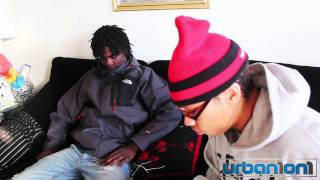 Chief Keef Interview With Urban1On1.com (Feat. Dj Kenn) #2